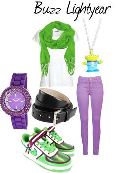 """""""Buzz Lightyear"""" by devyn-rose-brown ❤ liked on Polyvore"""