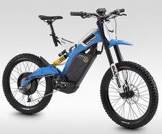 Yamaha Ypj Mtb Concept Electric Bike Alternator Pinterest