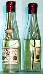 Como Cristalizar licores : Receitas de Licores Caseiros Fruit Cups, Fruit Drinks, Fruit Smoothies, Beverages, Liquor Drinks, Cocktail Drinks, Alcoholic Drinks, Drinks Alcohol, Healthy Fruit Desserts