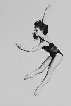 ballerina, ballet, beauty, black and white, cute