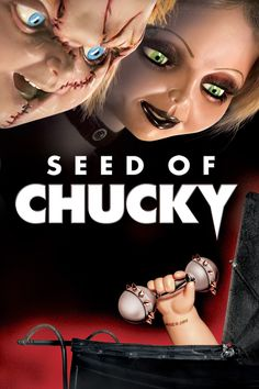 #Movies #Movie #Review Seed of Chucky - Review: Director Don Mancini's Seed of Chucky (2004) took Chucky the Doll into a more comedic…