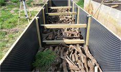 Raised Planter Beds, Raised Garden Beds, Potager Garden, Diy Garden Decor, Outdoor Projects, Garden Bridge, Planters, Herbs, Backyard