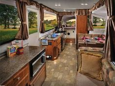 This is the folding camper I want!  Flagstaff HW27SC by Forest River. I will have this one day!