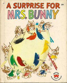 Loved my little Wonder Books!