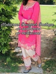 🌺Looking Punjabi Salwar Suit For Engagement, Maharani Designer Boutique 👉 CALL US : + 91-86991- 01094 / +91-7626902441 or Whatsapp --------------------------------------------------- #punjabisuitsboutique #punjabisuitswag #punjabisuit #designersuits #salwarsuits #salwarsuitsforwomen #salwarsuitonline #salwarkameezonline #salwarkameezsuit #weddingsuit #brampton #torontowedding #canada #uk #usa #australia #italy #singapore #torontowedding #torontobride #punjabibride #weddingseason Punjabi Salwar Suits, Patiala Salwar, Punjabi Suits Party Wear, Salwar Suits Simple, Punjabi Suit Boutique, Punjabi Suits Designer Boutique, Boutique Suits, Designer Salwar Suits, Punjabi Suits Online Shopping
