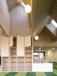 Pegasus Academy by Hayhurst and Co