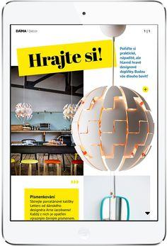 DÁMA Tablet Magazine www.magpla.net