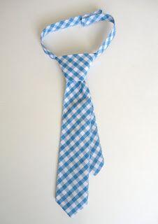 Free Tutorials: Toddler Tie Pattern & Tutorial