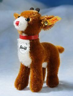 Reindeer EAN 682339 by Steiff