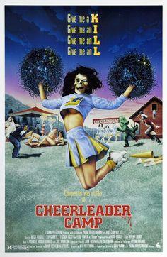 Cheerleader Camp...haha haha I so wanna watch this