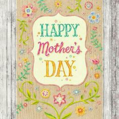 Happy Mother's Day everyone. We will be open today 12-4 !!