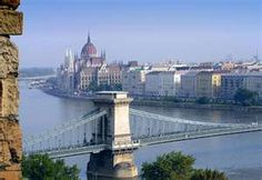Budapest, Danube river.
