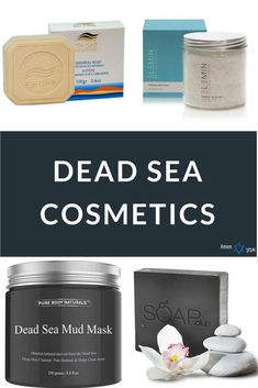 Dead Sea Cosmetics & Skin-Care Products