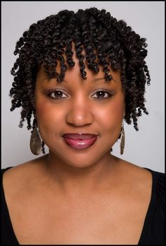 60 Short Curly Hairstyles for Black Woman - Page 5 of 5 - Fashion 2016