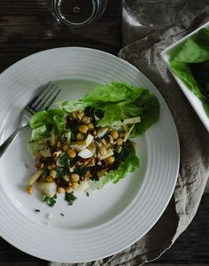 herber potato salad with chickpeas & sundried tomato #vegan