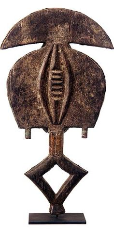 Bakota Reliquary Guardian 37, Gabon