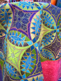 Quilt Market Fall 2013 by pink chalk studio, via Flickr