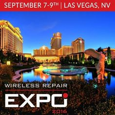 If you didn't join us in Nashville for the #WirelessRepairRoundup, then you really missed out! Check out our recap (link in profile) and register now for your free Wireless Repair EXPO Hall Pass. #repaircommunity #wirelessrepair #etechparts