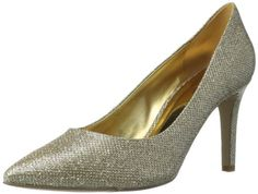 Nine West Women's Charly Dress Pump,Gold Fabric,6.5 M US Nine West,http://www.amazon.com/dp/B00DZBKFLK/ref=cm_sw_r_pi_dp_pCwwtb1VG24D6FET