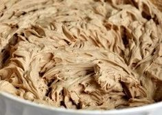 49 New Ideas For Desserts Recepten Mascarpone Cookie Desserts, Easy Desserts, Sweet Recipes, Cake Recipes, White Chocolate Desserts, Bithday Cake, Homemade Granola Bars, Easy Baking Recipes, Sweet Sauce