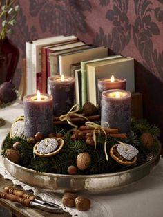 DIY Advent Wreath Ideas (12)
