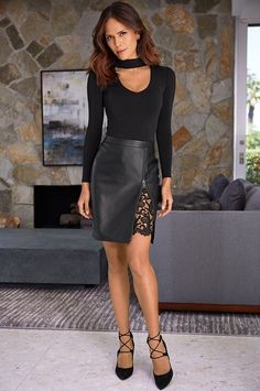 100 Best Skirts Images In 2019 Ruffles Black Lace Skirt