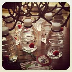 reindeer water bottle craft let s a baby shower ideas on 5325
