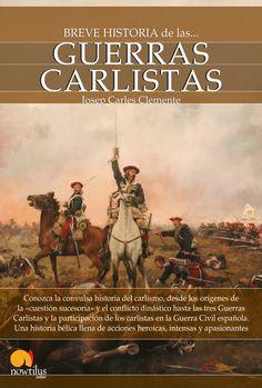 Portada Breve historia de las guerras carlistas