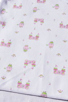 3688  Cat Princess Cotton Jersey Knit Fabric  70 Inch by boqinana