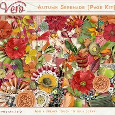 Personal Use :: Kits :: Autumn Serenade [Page kit]