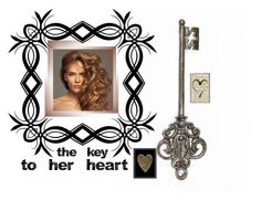 """""""the key to her heart"""" by anna1973 ❤ liked on Polyvore featuring art, polyvoreeditorial and polyvoretopics"""
