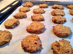 Dýňové sušenky Muffin, Cookies, Breakfast, Fit, Desserts, Crack Crackers, Morning Coffee, Tailgate Desserts, Deserts