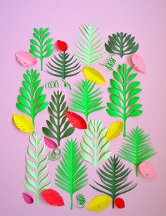 Urban Jungle Bloggers: Plants & Art by @becolorand