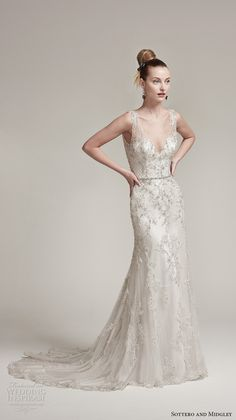 be5d7a4840 Sottero and Midgley Fall 2016 Wedding Dresses — Amélie Bridal Collection