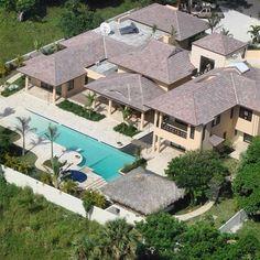 Explore Cabarete, Dominican Republic | LeadingRE, Villa Windward in Sea Horse Ranch http://www.selectcaribbean.com/properties/cabarete/luxury-villas/villa-in-sea-horse-ranch-cabarete-dominican-republic-for-sale/