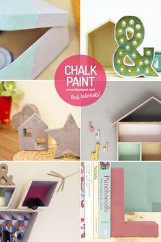 #chalkpaint best tutorials