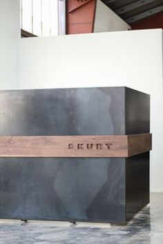 Custom Made Skurt Reception Desk … More