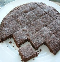 Chocolate and Cinnamon Shortbread - Tin and Thyme Biscuit Cookies, Biscuit Recipe, Sweet Desserts, Sweet Recipes, Traditional Shortbread Recipe, Baking Recipes, Cookie Recipes, Cake Slices, Healthy Brownies