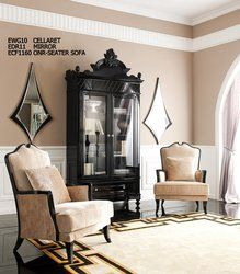 Buy Designer Chair and Accent Chair Furniture for your Commercial Design Needs or your Elegant Home Decor Living Room Accents, Accent Chairs For Living Room, Formal Living Rooms, Living Room Interior, Modern Living, Elegant Home Decor, Elegant Homes, Modern Buffets And Sideboards, Home Decor Furniture