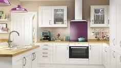 Oxford | Kitchen Ranges | Kitchens | Benchmarx Kitchens
