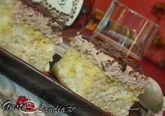 Prajitura cu whiskey Krispie Treats, Rice Krispies, Vanilla Cake, Whiskey, Cookies, Desserts, Food, Whisky, Crack Crackers
