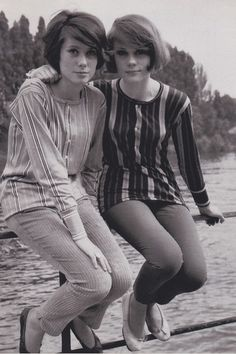 the Dorleac sisters Catherine (DeNeuve) and Francoise