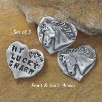 My Horse My Heart Pocket Charms