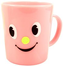Smiley Face Cup: awwww adorable....fredflare.com never fails to bring a smile