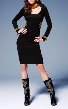 Versace Pre-Fall 2013 Trunkshow Look 3 on Moda Operandi