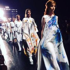 Did you know that San Francisco's #AcademyofArt University presented this #NYFW?