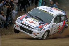 Ford Focus WRC - Colin McRae