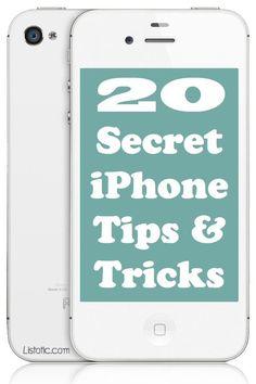 20 Awesome iPhone Tips en trucs (met beeld tutorials).  Ik weet niet over u, maar mijn iPhone gaat overal met me mee, en in het doen van een beetje onderzoek, heb ik ontdekt dat ik gebruik het al jaren zonder te weten alle functies, snelkoppelingen, tips en trucs.