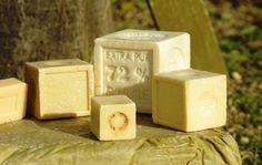 Come si fa il sapone di Marsiglia - olio extra vergine d'oliva, soda caustica, sapone di marsiglia, olio di mandorle