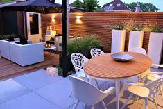 Ibiza Garden: Garden of gardener Guy Wolfs - Innen Garten - Eng Outdoor Garden Furniture, Outdoor Decor, Cottage Garden Design, Terrace Garden, Garden Seating, Patio Design, Outdoor Living, New Homes, Architecture